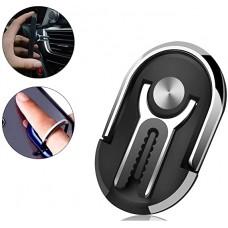 Универсална стойка за автомобил Hicucoo Ring 360 black