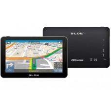 """GPS навигация за кола и камион  Blow GPS70V EU, 7"""", ROM 8GB, RAM 256MB, Ултра тънък панел"""