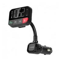Автомобилен FM трансмитер с USB зарядно за GSM Blow 151, Bluetooth, Quick Charge 3.0, Super Bass