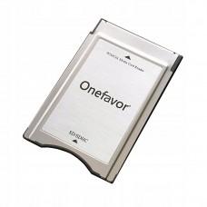 PCMCIA SD MP3 адаптер за Mercedes W204 ,W221 ,X204 ,W212 ,C216,W218