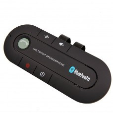 Автомобилен Bluetooth Hands Free Car Kit комплект
