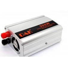 Инвертор на напрежение 500W, 24V