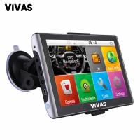 "GPS навигация за кола и камион  Vivas Metal 7022 EU, 7"""
