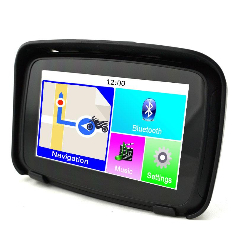 "GPS навигация за Мотор Vivas Moto 5050 EU, 5"", Android, IP67"