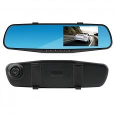 """Огледало за кола с вграден видеорегистратор, 4.3"""""""