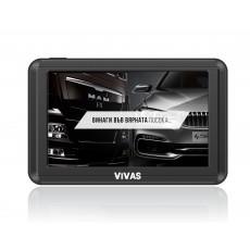 "GPS навигация за кола и камион Vivas AllRoad 5000 EU, 5"""