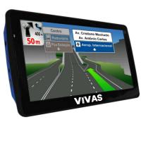 GPS навигация за кола и камион  Vivas Titan Blue 7071 EU, 7 инча